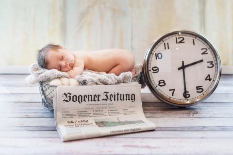 Newborn / Baby Photographie / Fotostyle Schindler / Straubing