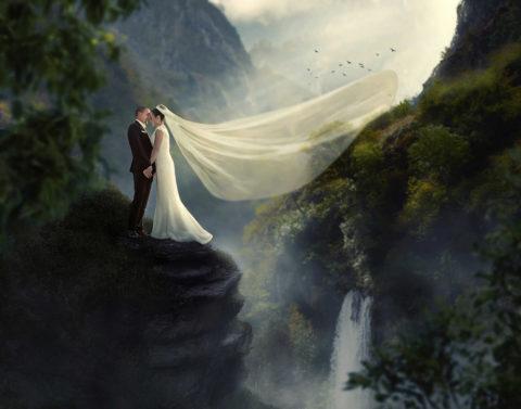 Hochzeitsfotografie / fairy tale composing / Wedding / Fotostyle Schindler / Straubing