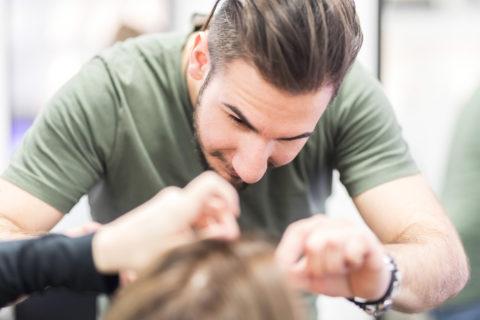 Sanni Hairstylist / Business/ Portrait / Fotostyle Schindler / Straubing www.fotostyle-schindler.de