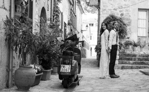 Valldemossa - Wedding - Mallorca - After-Wedding-Shooting / Hochzeitsfotograf