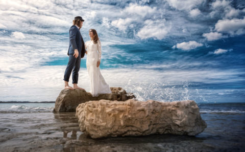 Es Trenc Mallorca - Wedding - After-Wedding-Shooting / Hochzeitsfotograf