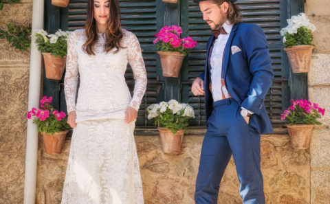 Valldemossa - Wedding - Mallorca - After-Wedding-Shooting / Hochzeitsfotograf