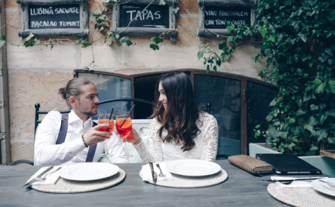 CASSAI Gran Café & Restaurant - Ses Salines - Mallorca - After-Wedding-Shooting / Hochzeitsfotograf