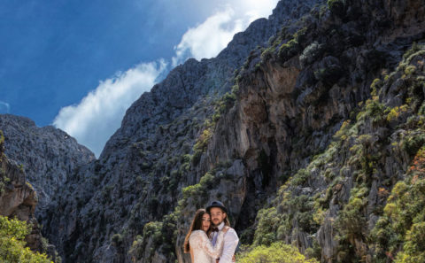 Sa Calobra - Wedding - Mallorca - After-Wedding-Shooting / Hochzeitsfotograf
