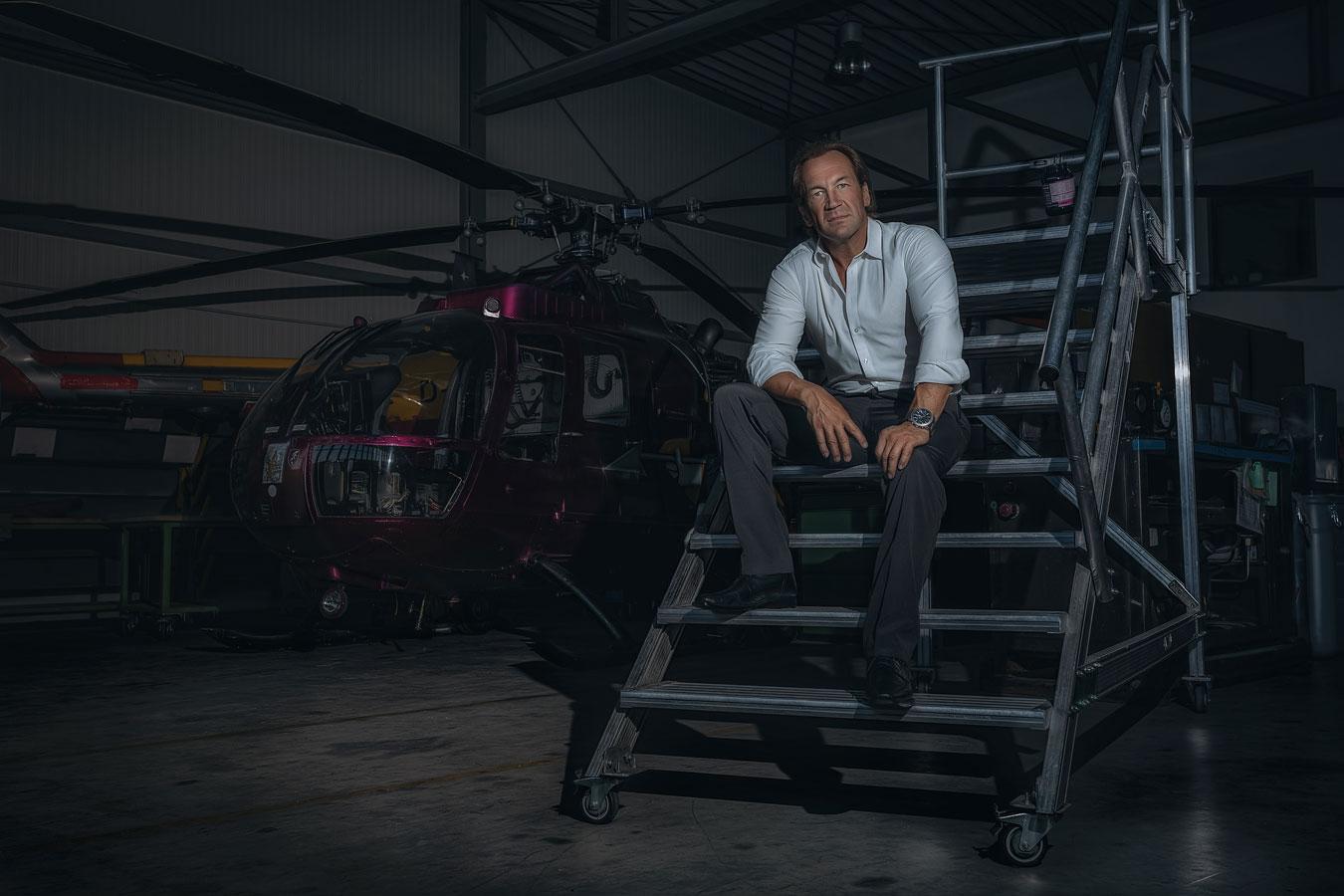 MS Helicopter / Business/ Portrait / Event / Fotostyle Schindler / Straubing www.fotostyle-schindler.de