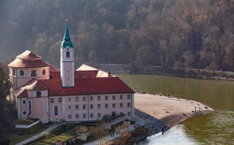 Fotograf Straubing | Schindler | Kloster Weltenburg | Donaudurchbruch