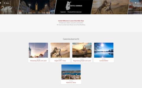 Bilder Online-Shop | Hochwertige Drucke aus Straubing