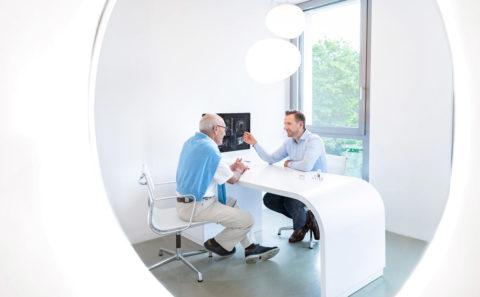 Business Fotoshooting für Dr. Markus Schindler | Oralchirugie & Implantologie, Straubing