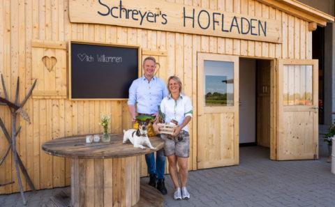 Business-Fotograf, Schreyers Hofladen, Straubing