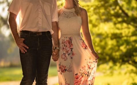 Engagement-Shooting, Paarshooting vor der Hochzeit, Fotograf Straubing