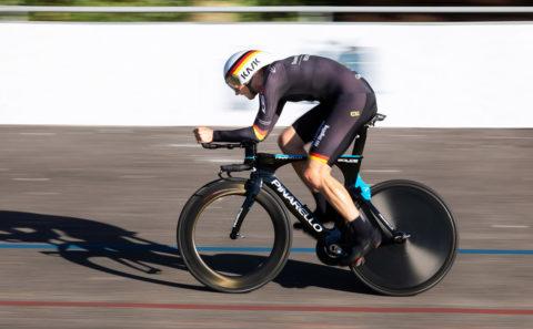 Sportfotograf | Rad Zeitfahren | Pinarello | Rennrad