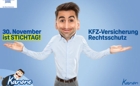 KANON Versicherungsberatung Straubing - Comic Style - Fotograf Straubing